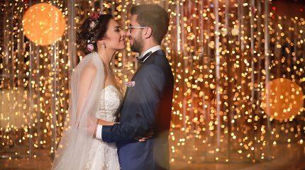 Nişan için Ankara'da dış mekan fotoğraf çekimi